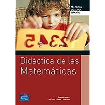 Didáctica de las matemáticas para educación infantil (Coleccion Didactica) - 9788420548074