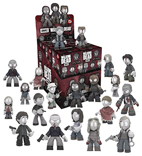 The Walking Dead In Memorium Mystery Minis Vinyl Figura (1 Random)