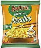 BUITONI IDEA PER...NOODLES GUSTO CURRY noodles istantanei e condimento al gusto curry 1 porzione