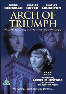 Arch of Triumph [DVD] [Edizione: Regno Unito]