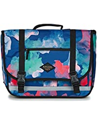 b0530b21a RIP CURL Satchel WATERCAMO Cartera Escolar Chicas Azul - única - Cartable