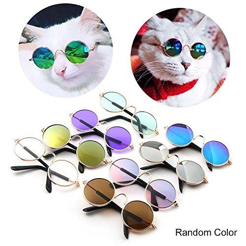 1e7fc2b81e9a Aolvo Cat Pet Sunglasses