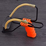 #3: SHOPEE BRANDED NO.8 Powerful Slingshot Wrist Brace Support Slingshot Bow Catapult Outdoor Hunting Slingshot