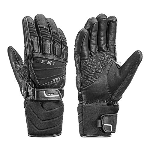 leki-griffin-s-lady-guantes-negro-todas-las-estaciones-unisex-color-negro-tamano-65