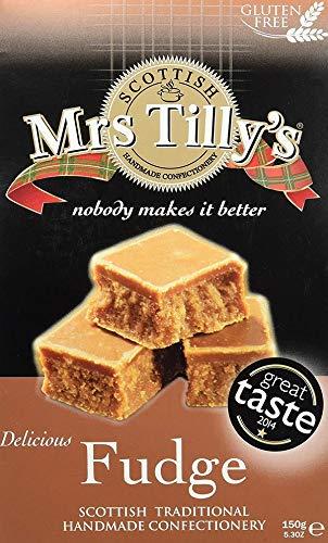 Mrs Tilly\'s Vanille Fondant in einer Schachtel, 1er Packung (1 x 150 g)