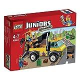 LEGO Juniors 10683 - Straßenbau-Lastwagen