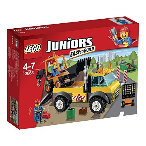LEGO Juniors 10683 - Camion Dei Lavori Stradali