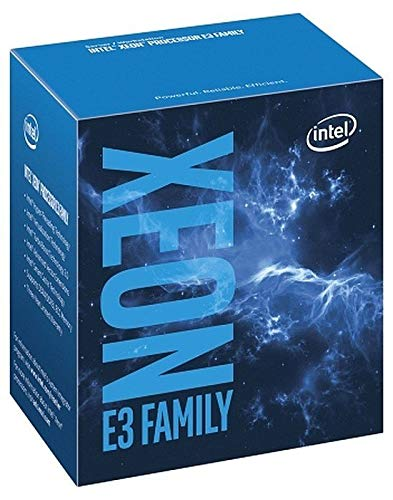 Intel Xeon E3-1275 v6 3.8GHz 8MB Smart Cache Caja
