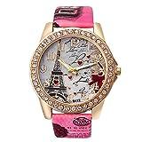 LAAT 1PCS Relojes Reloj Mujer Reloj De Las Mujeres De Moda Navidad y cumpleaños