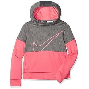 Nike – PO THERMA GX , Mädchen Kapuzenpullover
