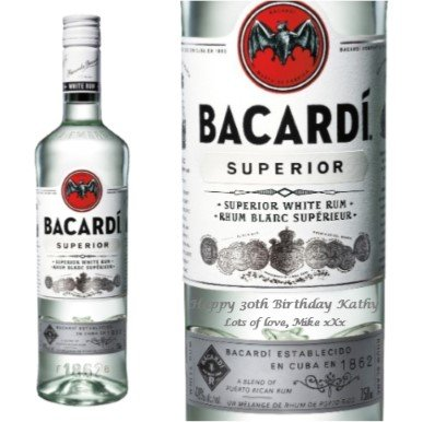 personalised-bacardi-carta-blanca-white-rum-70cl-engraved-gift-bottle