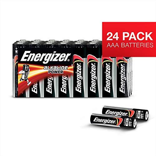 Energizer Batterien AAA, Alkaline Power, 24 Stück Aaa-alkaline