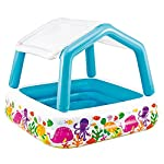 Intex - Piscina hinchable infantil con t...