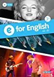 E for English A2-B1 3e (1DVD)