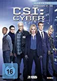 CSI: Cyber - Season 2.1 [3 DVDs]