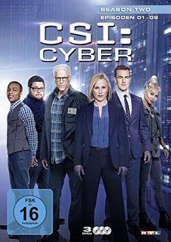 CSI: Cyber - Season 2.1 [3 DVDs] -