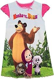 Masha and the Bear Camicia da Notte delle Ragazze Masha e Orso