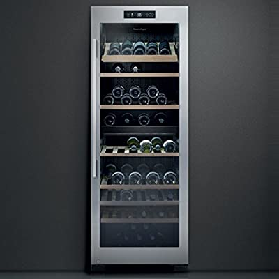 Fisher Paykel RF306RDWX1 60cm Freestanding Dual Zone Wine Cooler from Fisher Paykel