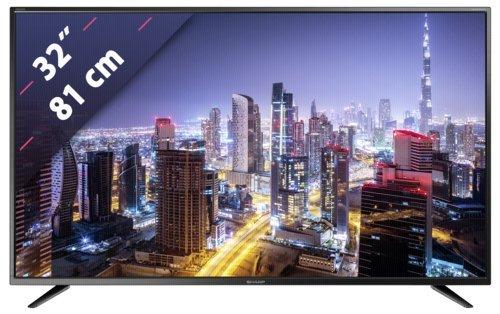 SHARP LC-32CHG4042E 81,28 cm (32 Zoll) Fernseher Sharp-tv-sound
