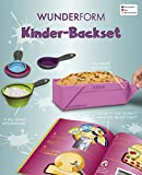 COOX WUNDERFORM Kinder-Backset, 6-TLG. Beere im Farbkarton