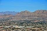 photographie une impression photographique du Paysage urbain de la Banlieue de Las Vegas Nevada Amérique USA Paysage Photo Couleur Photo Art Print ou Poster 23 x 15 cm