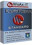 EasyFirma Standard - Rechnungsprogramm, Angebote, Kundenverwaltung