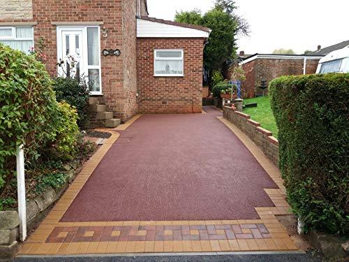 Be-Creative 5L Tarmac Farbe und Versiegelung für Bodenbelag, Auffahrt, Terrasse, Tarmac