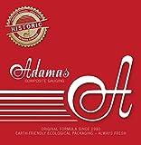"Adamas Corde per Chitarra Acustica corda Singola Phosphor Bronze Rivestita .032""/0,81mm rivestita"