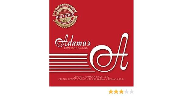 Adamas Corde per Chitarra Acustica Singole Corde in Acciaio non Verniciato .016//0,41mm