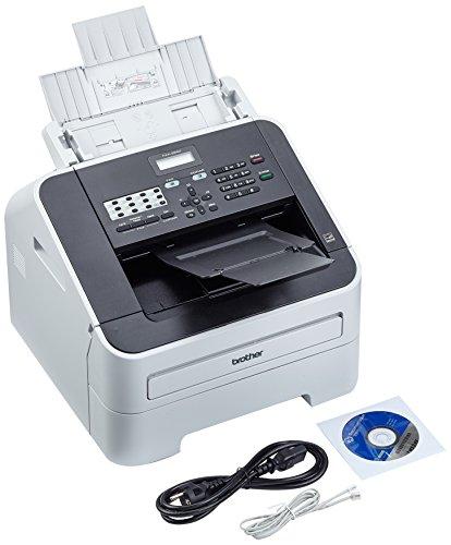 fax brother Brother FAX-2840 Fax Laser, Schreibmaschinen und Zubehör (Spanisches Layout)