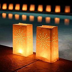 Pack de 10 Bolsas de luz (luminarias)