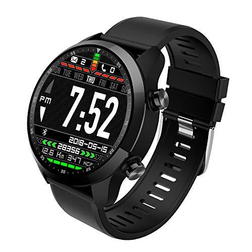 ZwbfuKingWear KC06 Smart Uhr Sport Band Fitness Tracker Herzfrequenzsensor BT 4.0 RAM 1GB ROM 16GB Android 6.0 1.3 Zoll 360 * 360 IPS LCD Sport Unterstützung GPS Wasserdichtes Smartband -