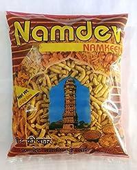 Namdev Namkeen Lasahun Namkeen (500g) Pack of Two