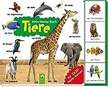 Mein Memo-Buch Tiere: Mit 2 x 20 Memo-Karten!