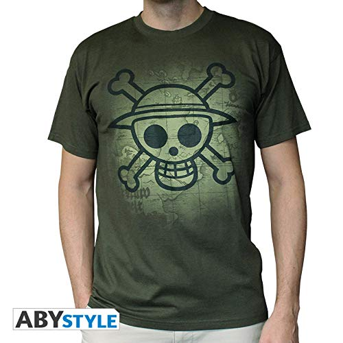 AbyStyle - T-Shirt ONE PIECE