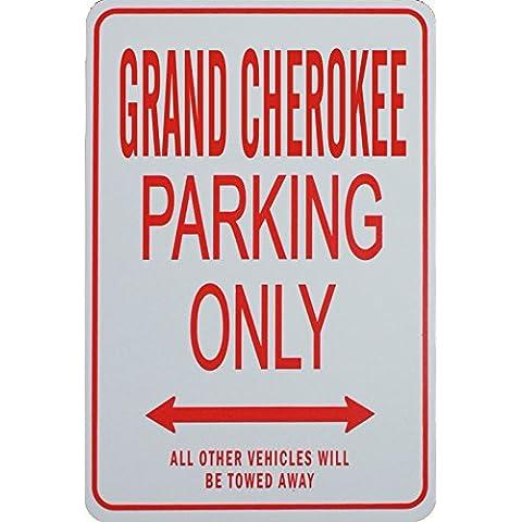 GRAND CHEROKEE Señal de aparcamiento -Jeep