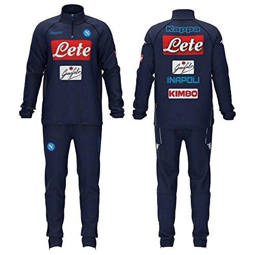 Napoli Pres Poly Suit - Navy 2017 2018 - M