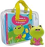 Telecharger Livres Mon premier livre de bain La baignade de Fripouille la grenouille (PDF,EPUB,MOBI) gratuits en Francaise