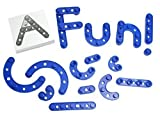 Build A Letters And Numbers Alphabet Con...