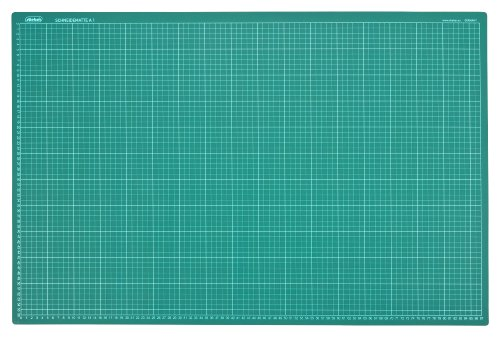 """Schneidunterlage A 1, ca. 90 x 60 cm """"selbstheilend"""" Original stieber®"""