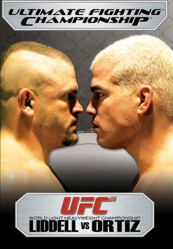 Ultimate Fighting Championship, Vol. 66 - Liddell vs. Ortiz by Chuck Liddell