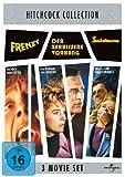 Hitchcock-Collection: Frenzy / Der zerrissene Vorhang / Saboteure [3 DVDs]