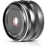 MeikeObjectif fixe Focus manuel 28mm f/2.8 pour Appareil photo sans miroir APS-C Sony