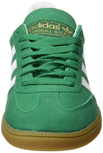 adidas Spezial, Basses Mixte Adulte Turquoise (Bold Green/ftwr White/gold Metallic)