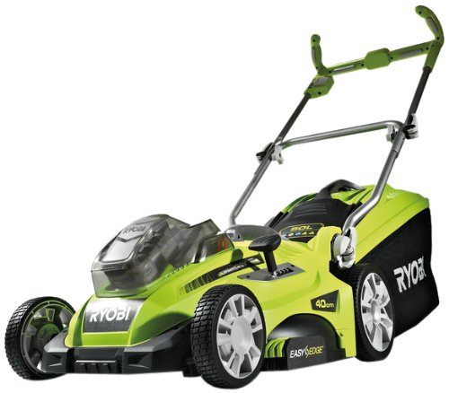 Ryobi OLM1840H - lawn mowers (Push lawn mower, Battery, Lithium-Ion (Li-Ion)) Test