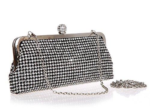 diamante/Borsa a mano donna/ borsa da sera moda-C C