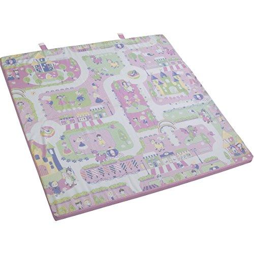 Spiel- und Krabbelmatratze Princess • Kinder Baby Spielmatratze Krabbel Schlaf Matratze Kuschel Spiel Matte