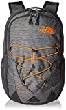 The North Face, Jester, Zaino, Unisex adulto, Grigio (Tnf Dark Grey Heather/Persian Orange), Taglia unica