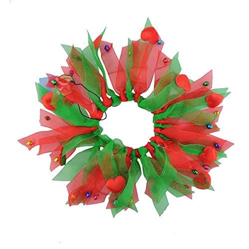 Weihnachten Jingle Bells Dekorative Hundehalsband LNAG , (Polizei Kostüm Die Hut Britische)