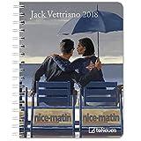 2018 Jack Vettriano Deluxe Diary - teNeues - 16.5 x 21.6 cm